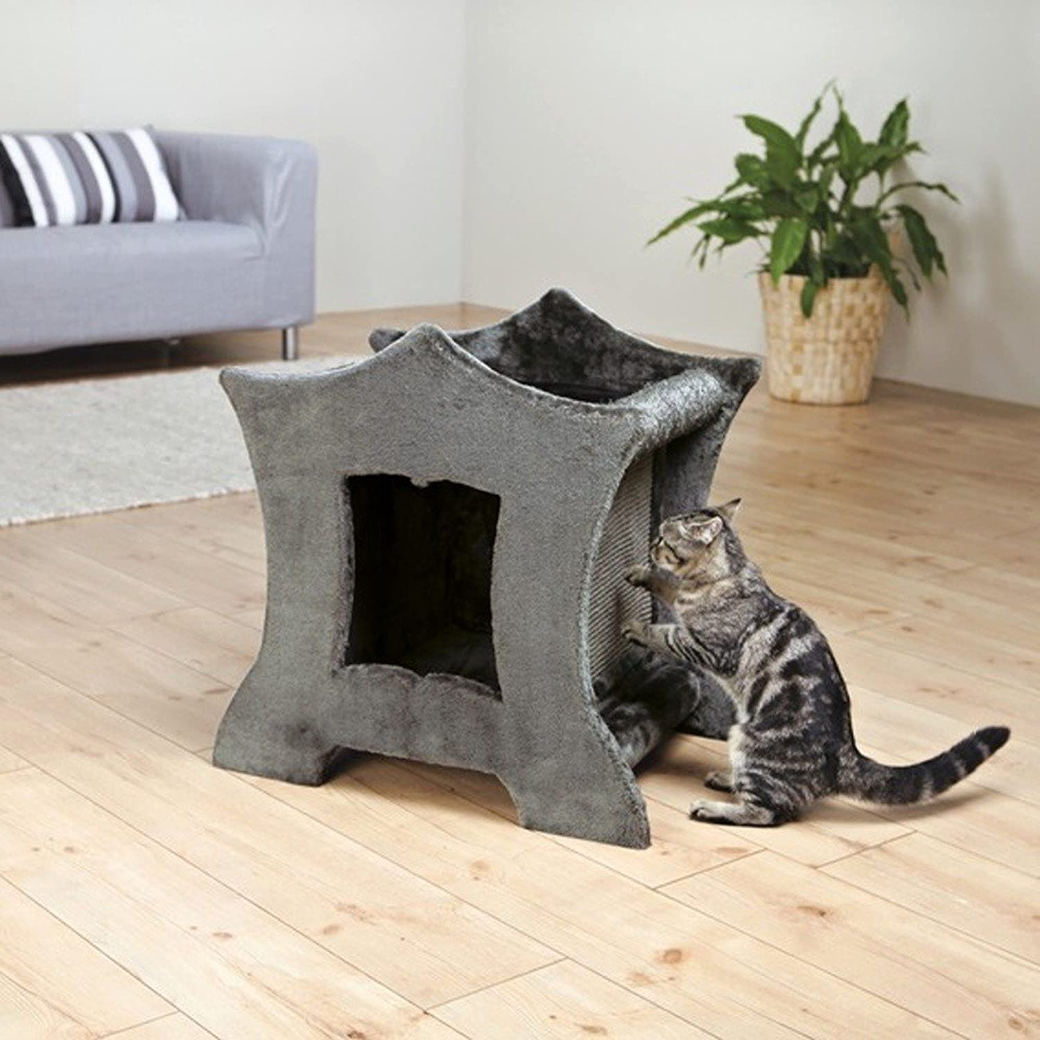 Dionis Cat Tower With Natural Sisal