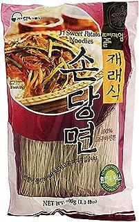 Paleo Sweet Potato Starch Noodles - (1.1 lbs x 2 Bags)