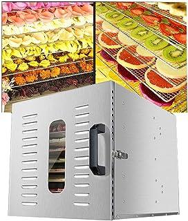 Séchoir à fruits, température réglable 30-90 et réglages de la température Séchoir multi-fonctions pour aliments frais et ...