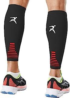 آستین فشرده سازی گوساله Rymora برای مردان و زنان (برای ورزش ، دویدن ، آتل شین)