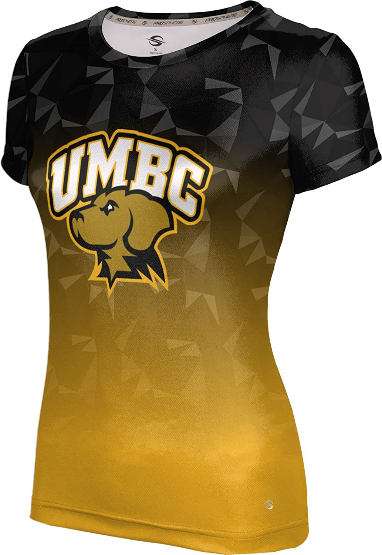 ProSphere University of Maryland Baltimore County Girls' Performance T-Shirt (Maya)
