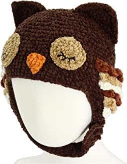 San Diego Hat Company Kids DL2428 Knit Owl (Infant/Toddler/Little Kids)