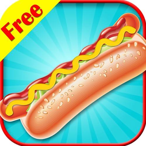 Hot Dog Maker - Kostenlose Spiele für Kids gratis