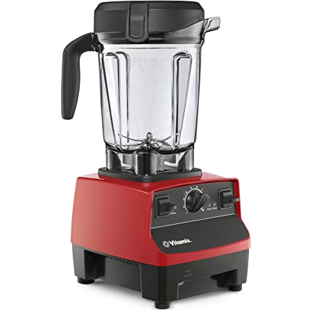 Vitamix 5300 Blender, Professional-Grade, 64 oz. Low-Profile Container, Red