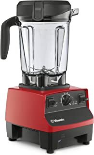 Vitamix 5300 Blender, Professional-Grade, 64 oz. Low-Profile Container, Red (Renewed)
