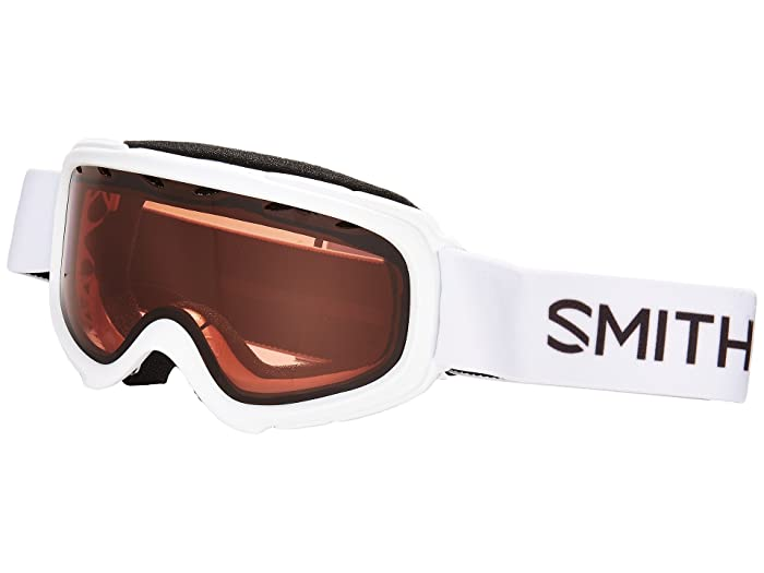 Gambler Goggle  Shoes (Youth Fit) (White Frame/RC36 Lens) Goggles
