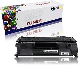 HIINK Comaptible Toner Cartridge Replacement for HP 05A CE505A Toner Used in HP Laserjet P2035 P2035n P2050 P2055 P2055d P2055dn P2055x Series Printer (Black, 1-Pack)