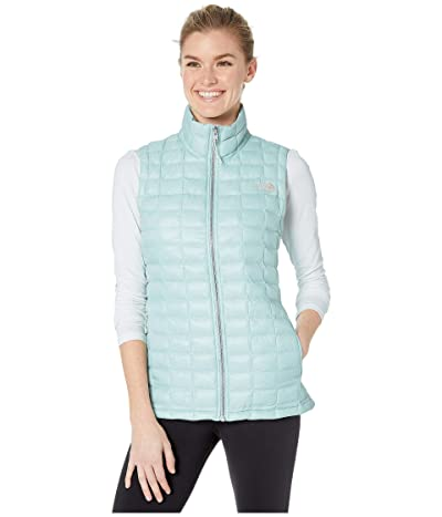 The North Face ThermoBalltm Eco Vest (Blue Frost) Women