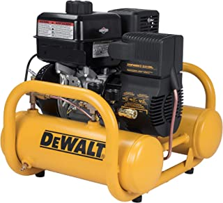 DeWalt DXCMTA5090412 Subaru Powered Oil Free Direct Drive Air Compressor, 4-Gallon