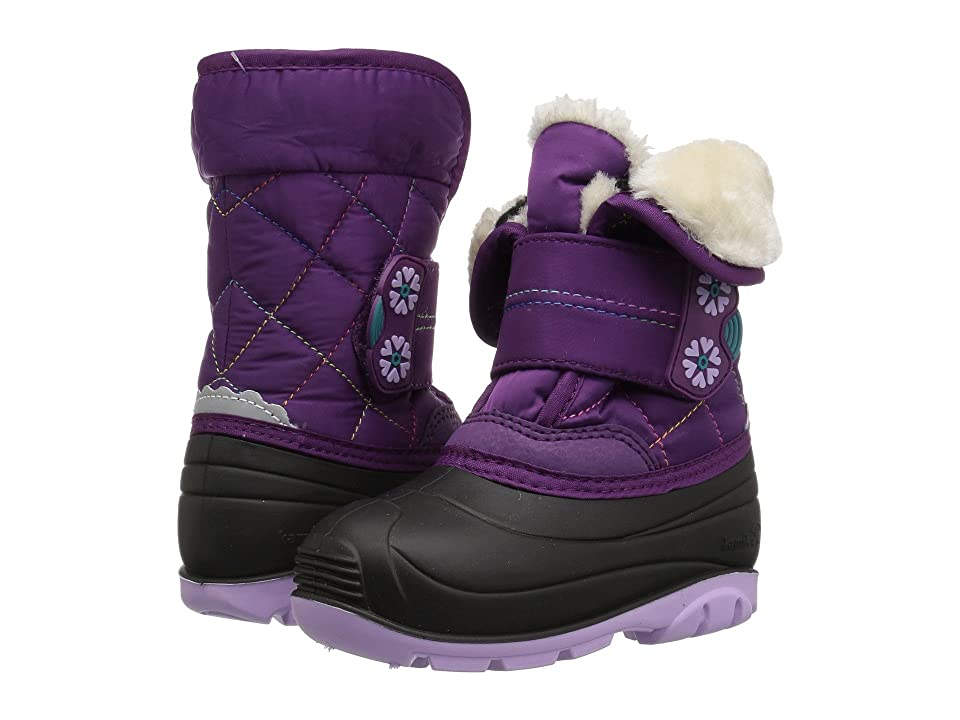 Kamik Kids Frostine (Toddler) (Grape) Girls Shoes