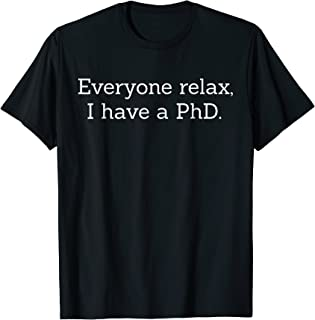 Best funny phd shirts Reviews