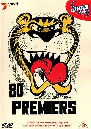 AFL: Premiers 1980 Richmond