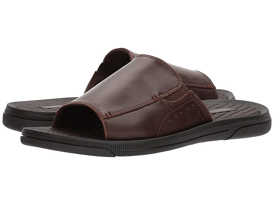 Kenneth Cole Unlisted Pacey Sandal B (Brown) Men