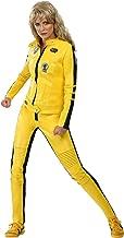 Kill Bill Beatrix Kiddo Motorcycle Suit Costume