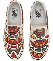 fc4243146c1495 Vans Classic Slip On Dx W Rose Embroidery