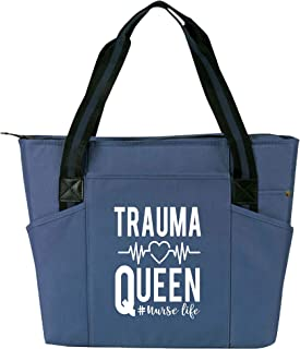 Large Nursing Tote Bags for Nurses - Perfect for Work, Gifts for CNA, RN, Nursing Students