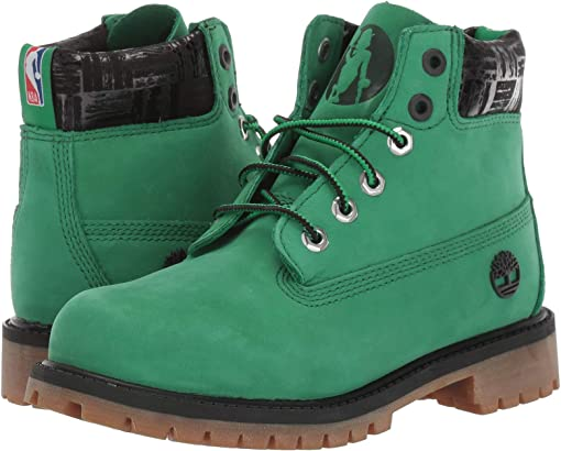 Medium Green Nubuck