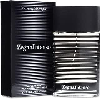 Ermenegildo Zegna Intenso Spray for Men, 3.4 Ounce