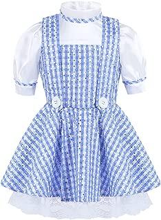 Kids Girls' Princess Dress Fairy Tale Sweetheart Fancy Party Costumes Halloween Cosplay
