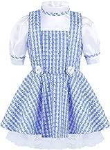 iEFiEL Kids Girls' Princess Dress Fairy Tale Sweetheart Fancy Party Costumes Halloween Cosplay