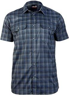 Ternua Men Marton 1481098-6074 Camisa de trekking para hombre, color gris (S): Amazon.es: Ropa y accesorios