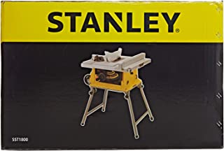Stanley Table Saw, 1800W, 254 mm, SST1800-B5