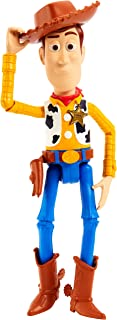 Disney Toy Story Talking Woody Figure