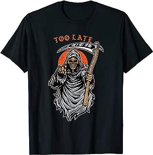 Best grim reaper shirt Reviews