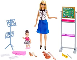 Barbie Music Teacher Doll & Playset