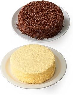ルタオ (LeTAO) チーズケーキ 奇跡の口どけセット (ドゥーブルフロマージュ ショコラドゥーブル) お中元 贈答品 プレゼント 夏 ギフト 人気 スイーツ ケーキ お菓子