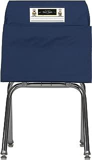 Seat Sack Storage Pocket, Medium, 15 Inches, Blue