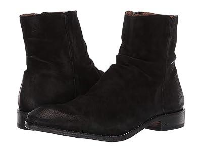 John Varvatos Collection Morrison Sharpei Boot (Black 2) Men