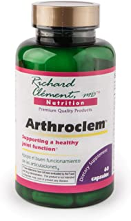 Arthroclem a Dietary Supplement for Joint Health That Offers Temporary Joint Pain Relief and Support Joint Mobility