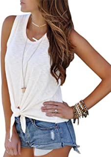 Best womens tie front tank Reviews