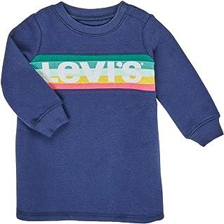 Levi's - Vestido de manga larga