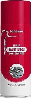 Lancero | Aceite multiusos con grafito en spray | Grasa