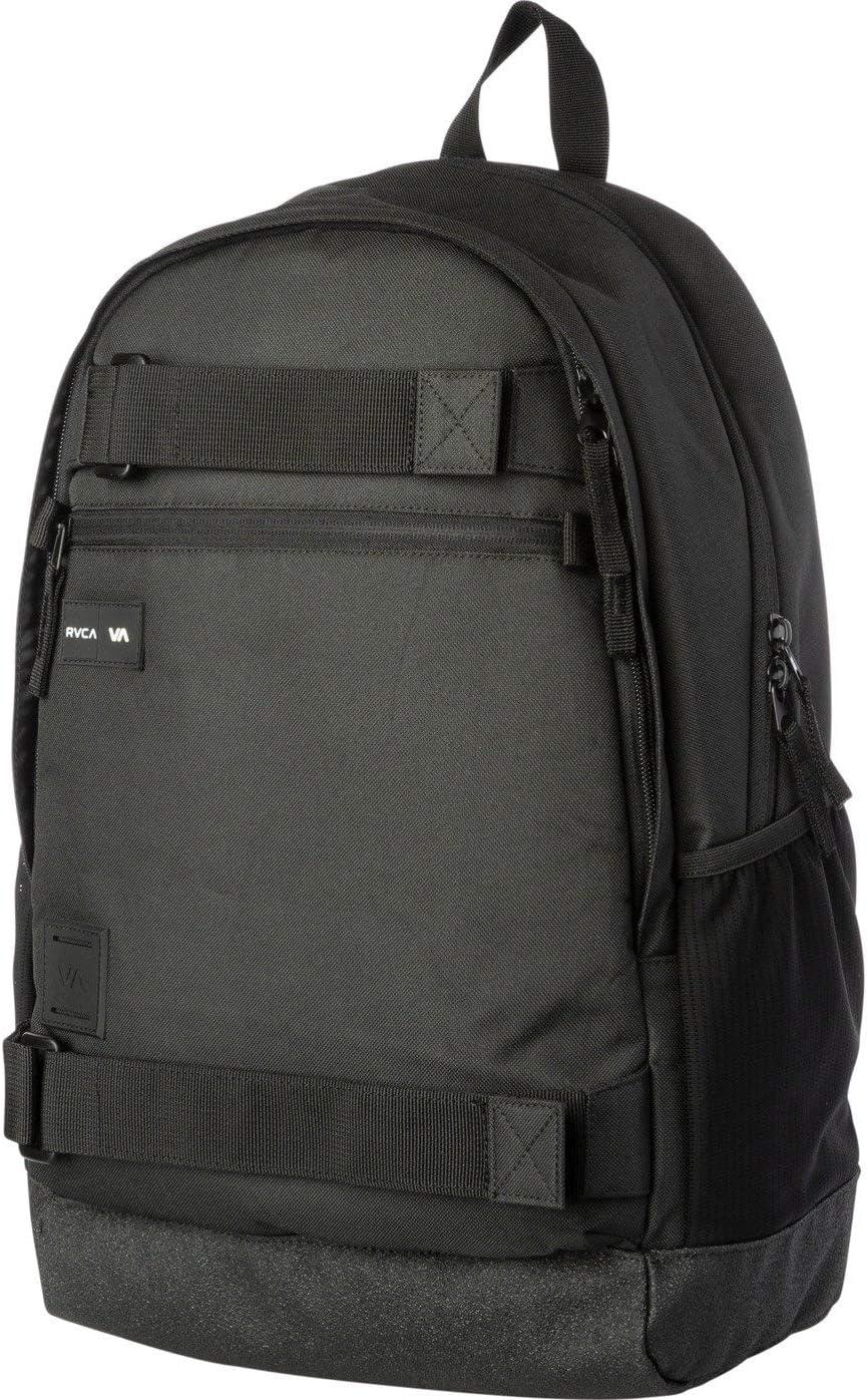 One Size US RVCA mens Curb Iii Backpacks Heather Grey