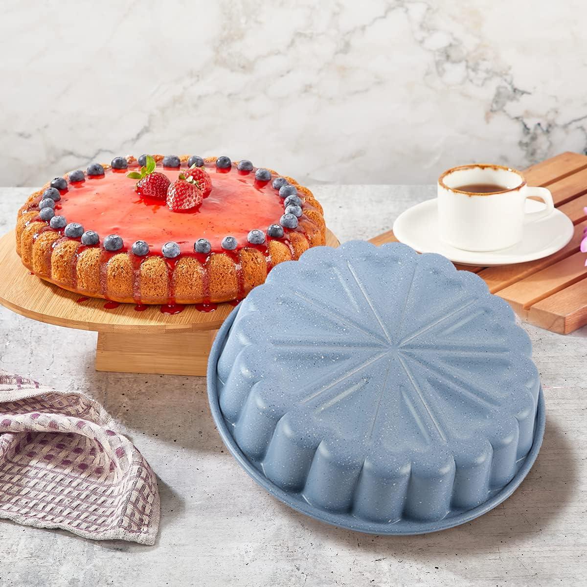Vinchef Charlotte Cake Pan Non-stick 4-Layer Sale SALE% OFF sale Nonstick Coating