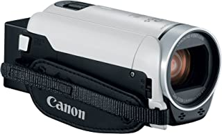 Canon VIXIA HF R800 HD Camcorder (White), Approx. 8.3 oz. Body Only (1960C003)