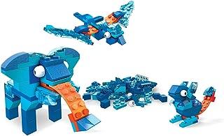 Mega Construx Inventions Blue Brick Building Set