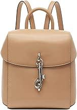DKNY Womens Ink Leather Mini Backpack