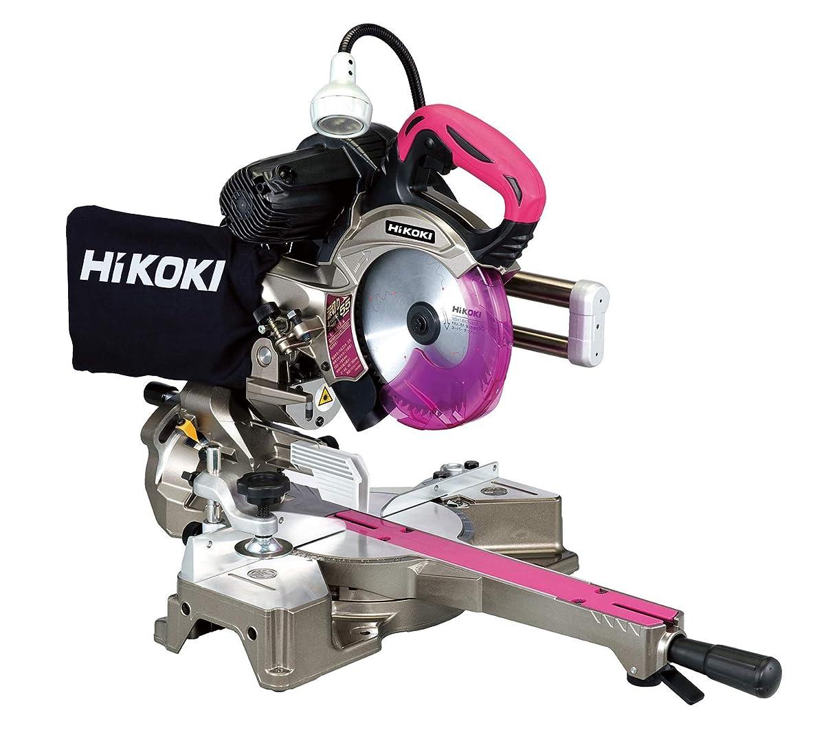 女将配管代わりにHiKOKI(旧日立工機) 卓上スライド丸のこ C6RSHC