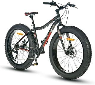 "Progear Cracker Fat Bike 17"" Matt Black"