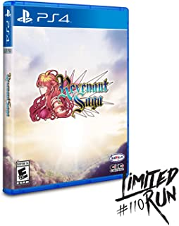 Revenant Saga - Playstation 4 (Limited Run Games)