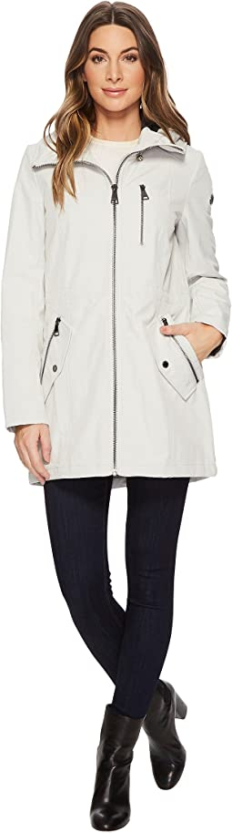 Calvin Klein - Softshell Anorak with Hood