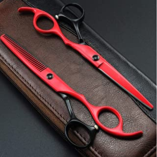 Perfect for Hair Salon Professional Hairdressing Scissor, Barber Hairdresser and Home Use to Trim Your Beard Moustache Hai...