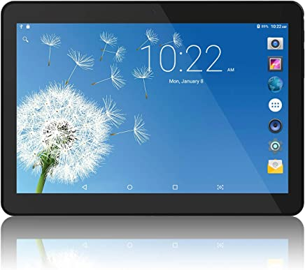 3G Tablet with Dual Sim Sard Slots, 10.1