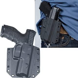 Bravo Concealment: H&K VP9, H&K VP9sk OWB Gun Holster