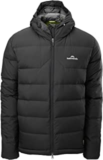 Kathmandu Epiq Men's Hooded Warm Winter Duck Down Puffer Jacket v2