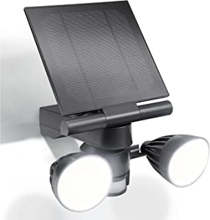 Wasserstein Blink Floodlight & Solar Panel Charger, Motion-Activated, Compatible with Blink Outdoor & Blink XT2/XT Camera...